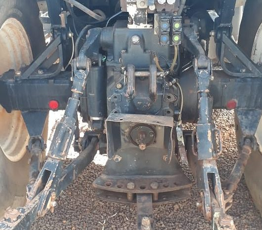 Trator New Holland TM 135 ano 2003 full