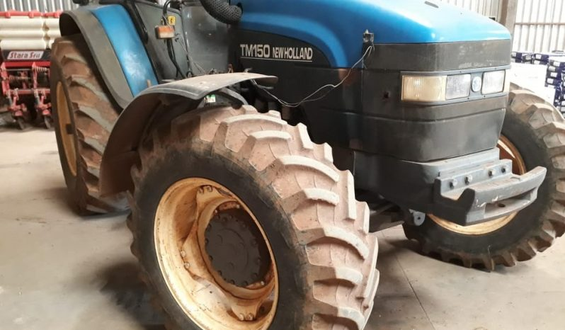 Trator New Holland TM 150 ano 2002 full