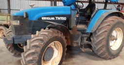 Trator New Holland TM 150 ano 2002